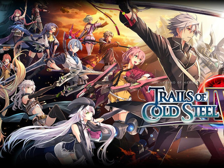 Review: Trails of Cold Steel IV