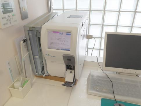 迅速血球計測器