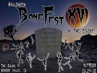 Halloween Festival Under the Desert Stars