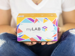 SUMMER TIME CALLS FOR SEXYTIME. SAFE IS SEXY! GET TESTED WITH MYLAB BOX