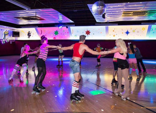 Get Off Your Phone and Rollerskate!