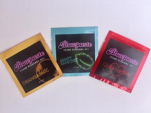 Blowpaste All 3 Flavors Sampler Pack