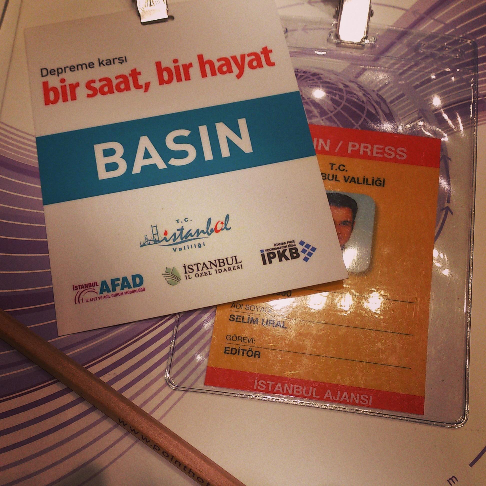 İstanbul Valiliği Basın Toplantısı