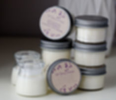 Candles soy gifts jewelry