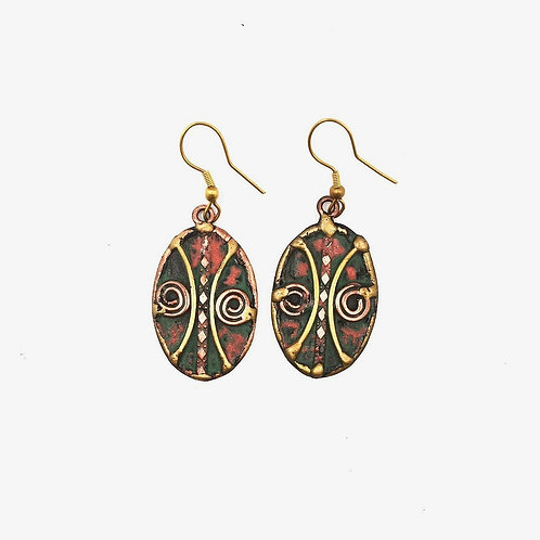 The Tanya Earrings
