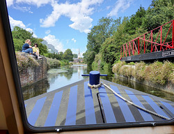 Chichester Canal trip