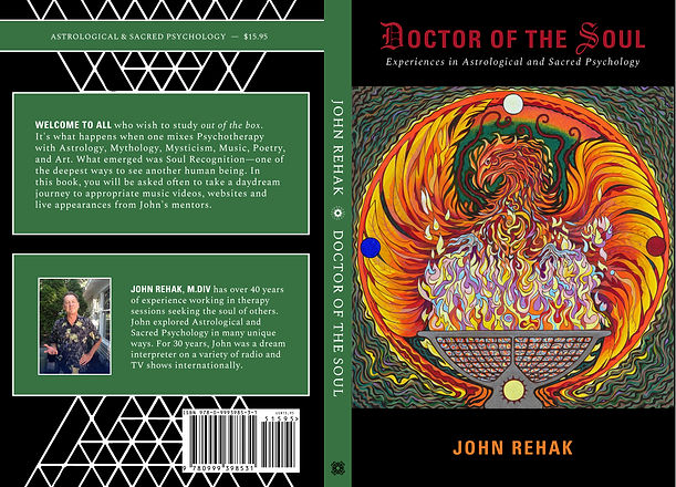 Doctor of the Soul Book Cover