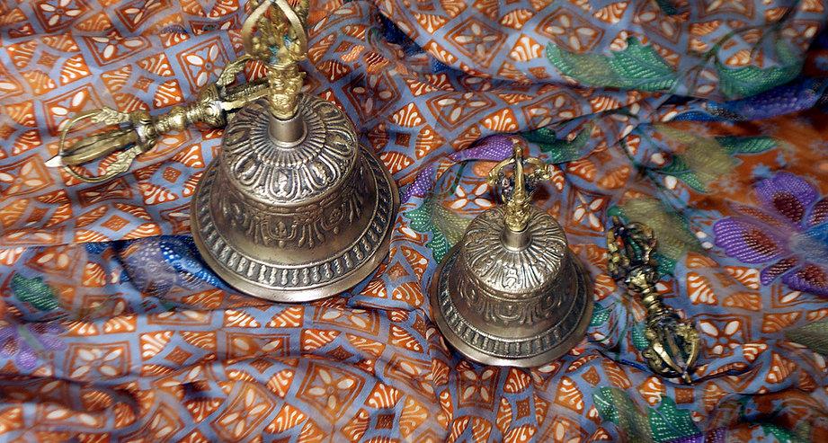 Tibetan Bells at the Vestibule