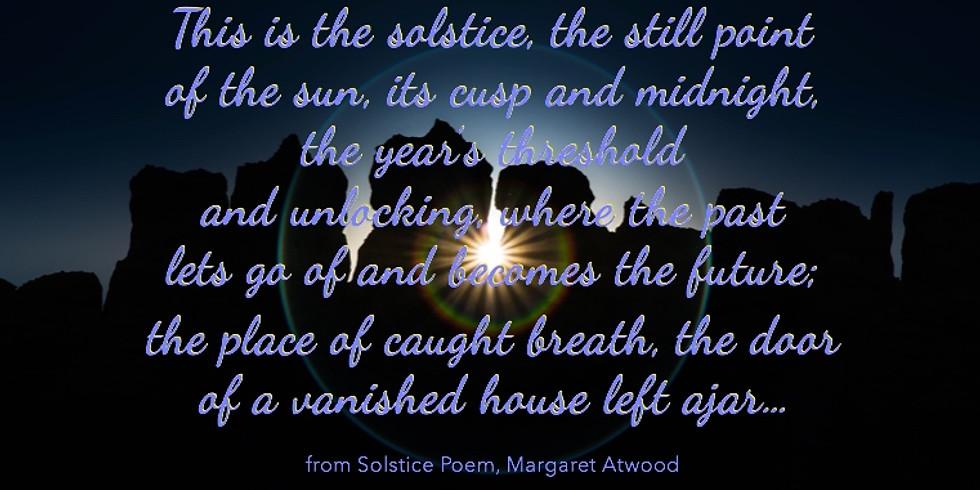Celebrate the Light: A Winter Solstice Sound Celebration