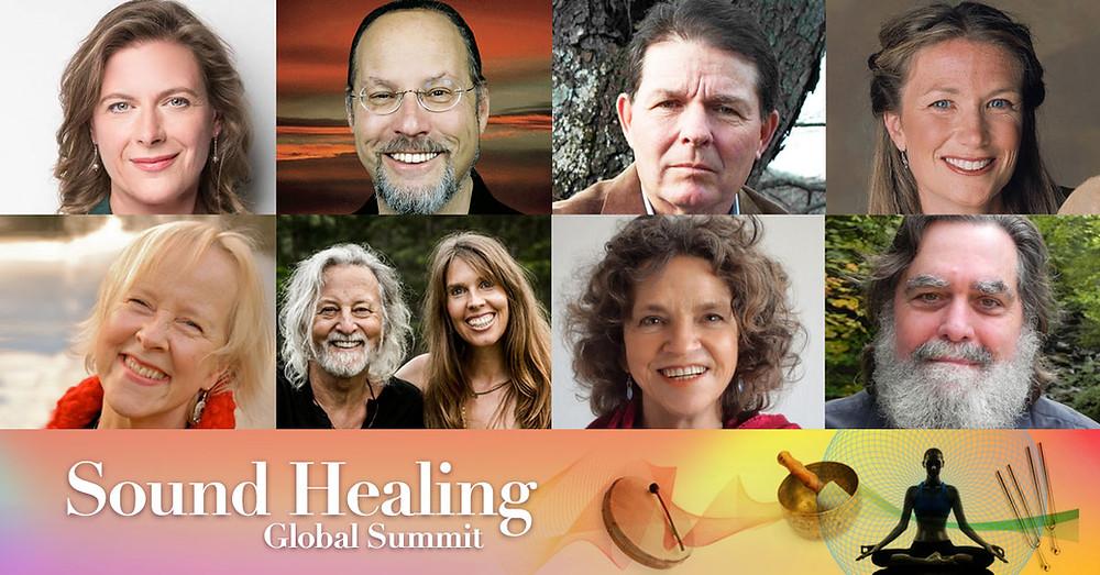 Sound Healing Global Summit Banner