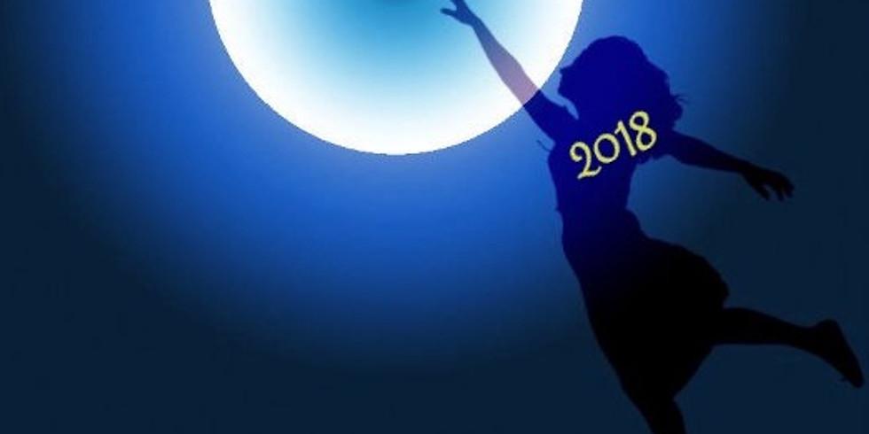 Journey to 2018: New Years Alternative Eve