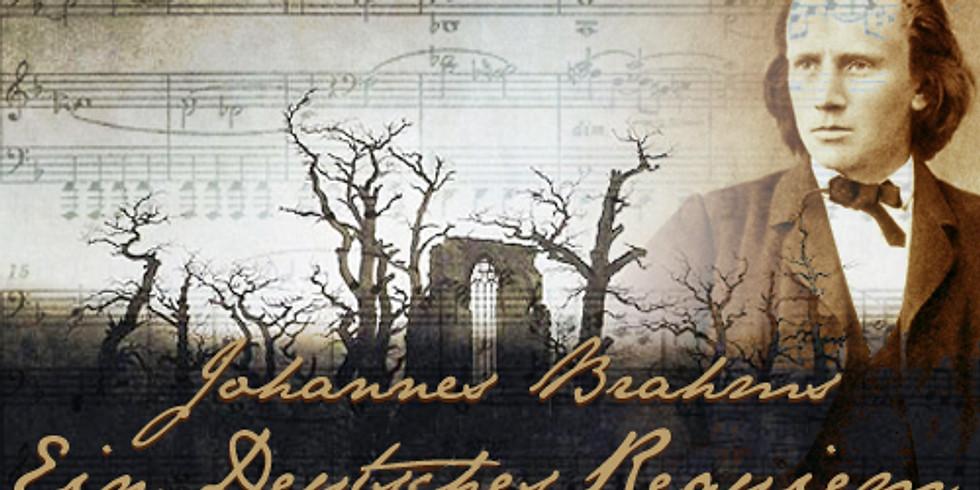 Resonance Concert: Brahms Requiem