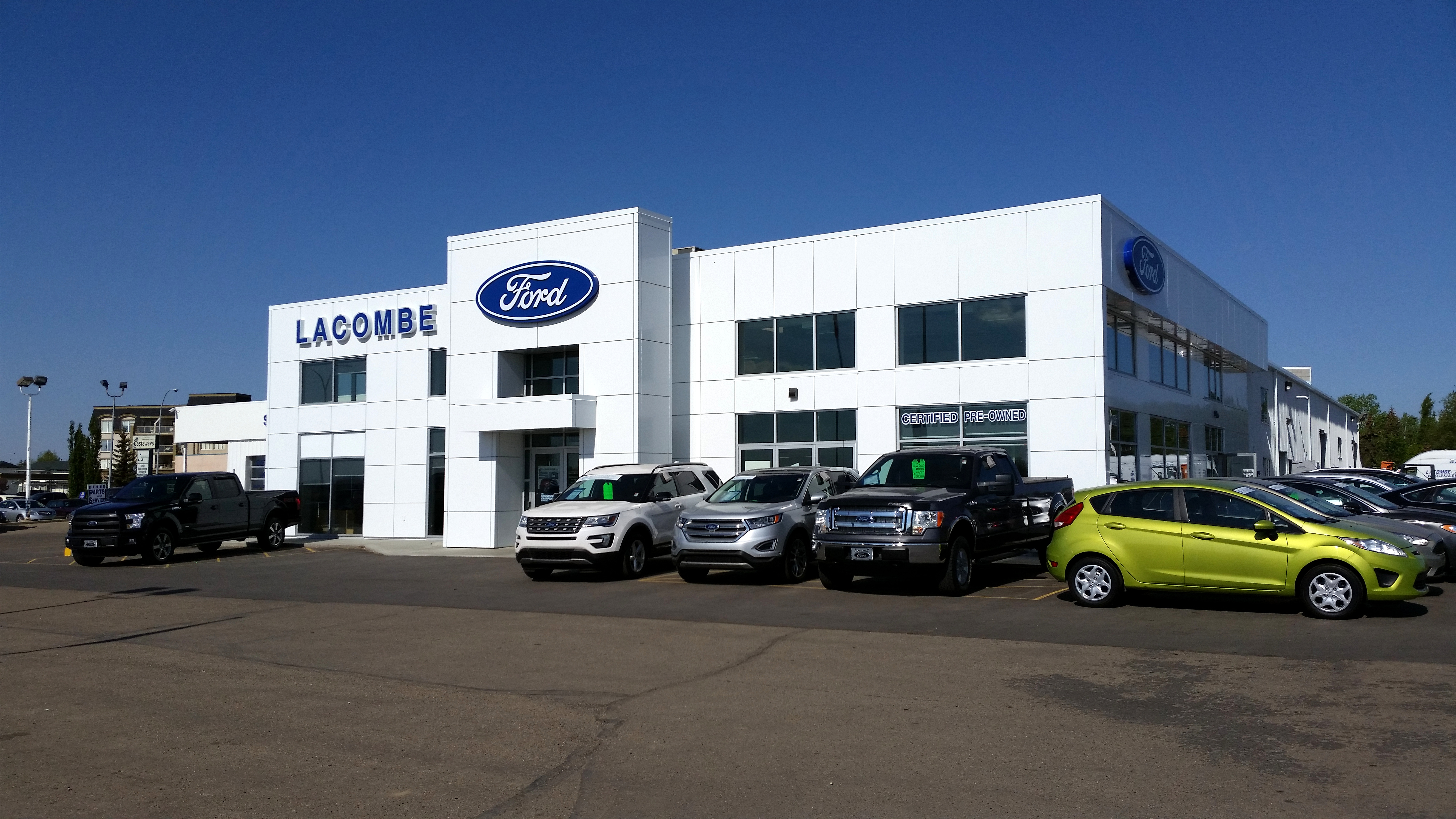 Lacombe Ford Tires4Life