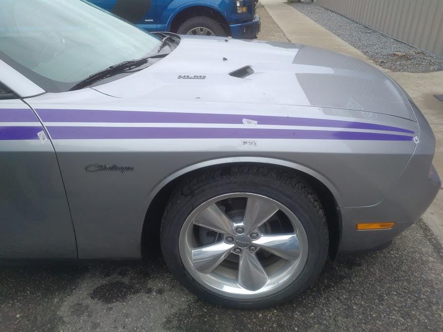automotive striping