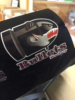 custom logos and stickers