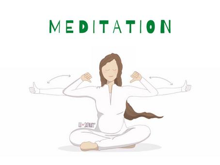 Meditation zum Loslassen von Ängsten