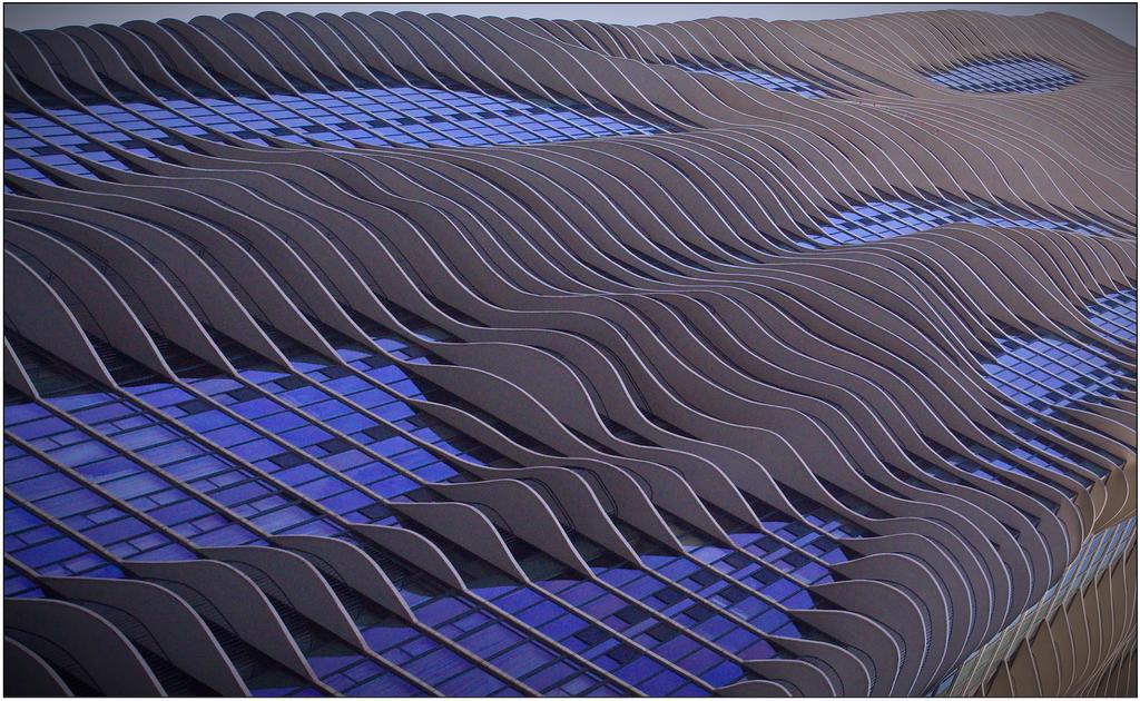 Jeanne Gang's Pool Dunes