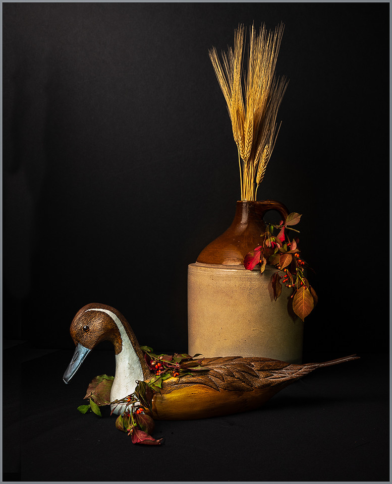 Decoy Still Life