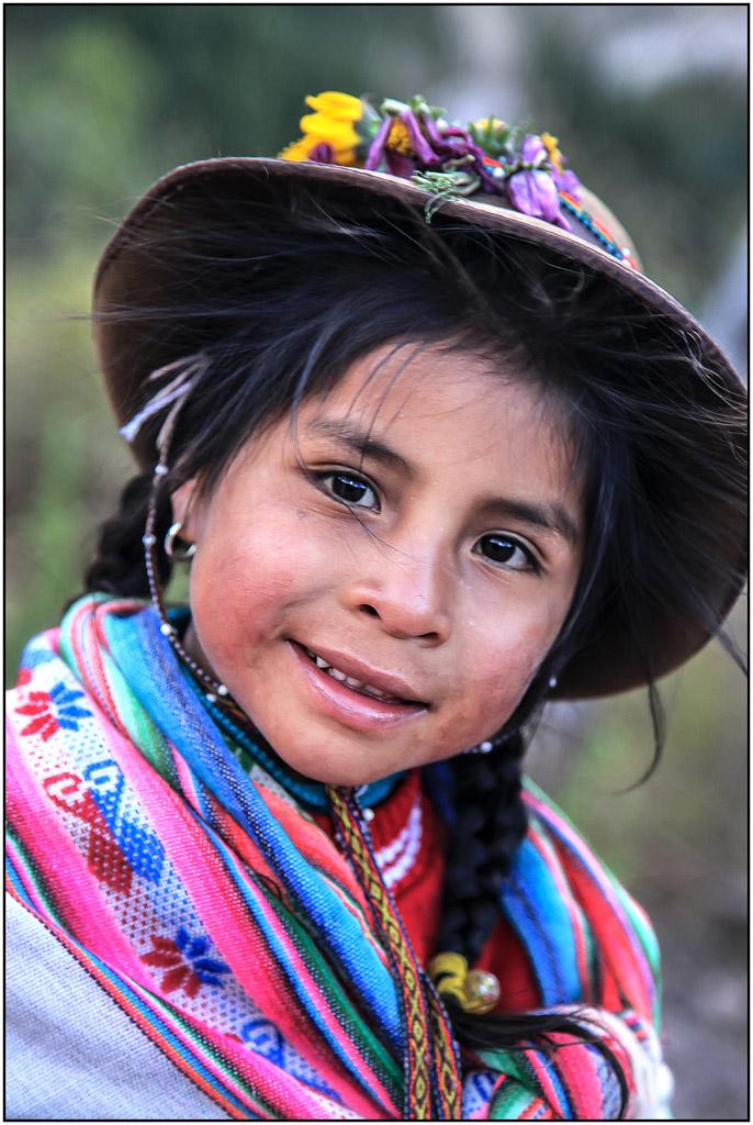 Peruvian Flower Child