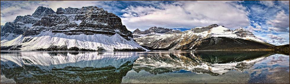 Canadian Rocky Reflection
