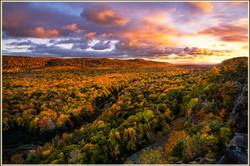 Sunset at Mt. Porcupine