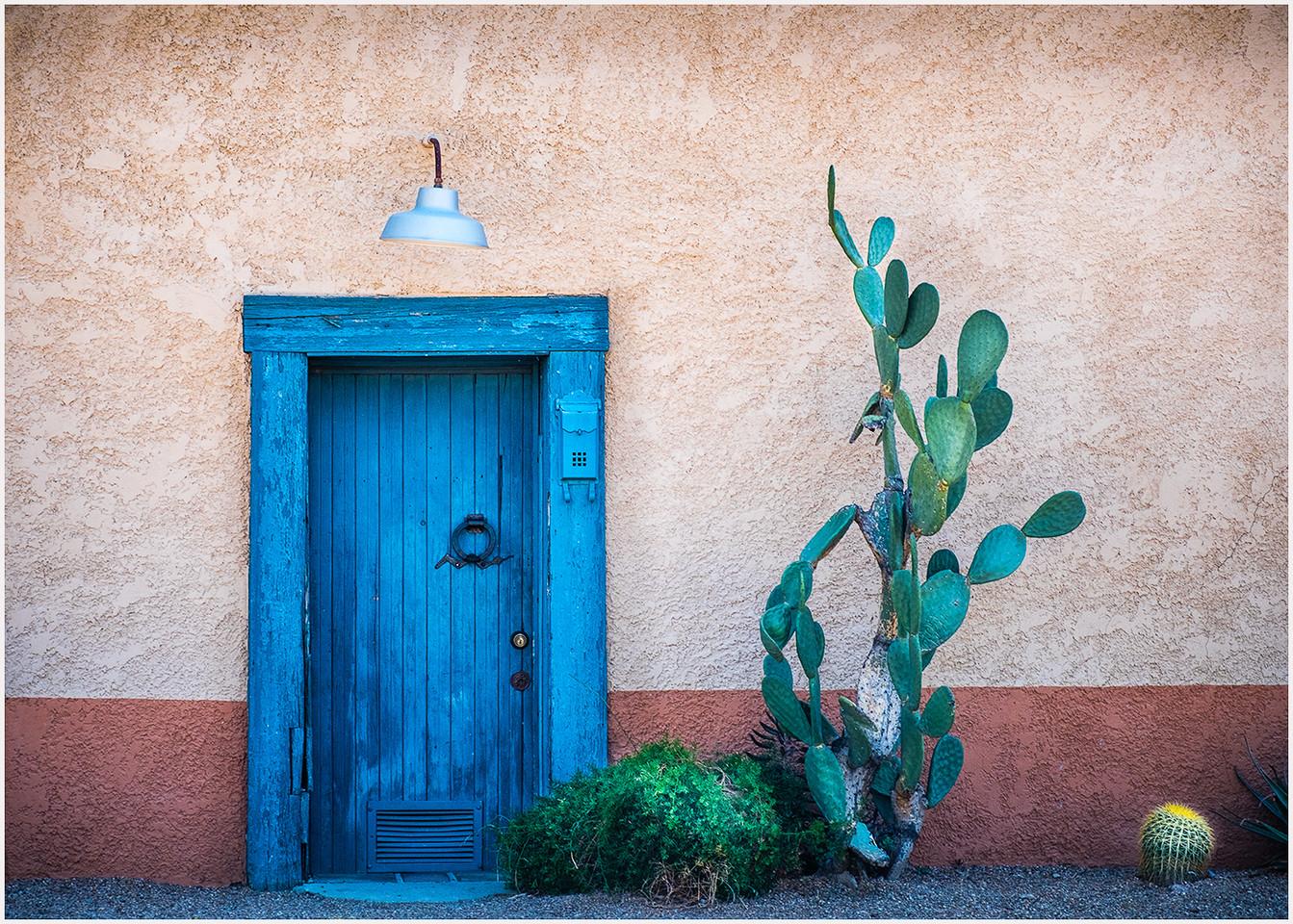 The Blue Door By Chris Foley  Winner Best of Class A
