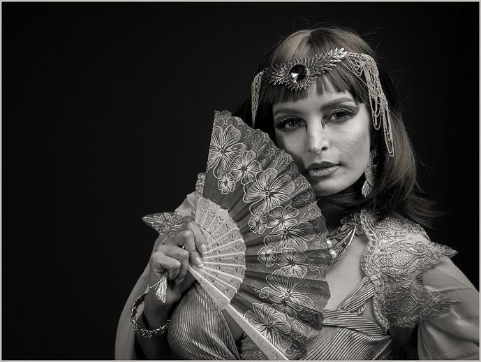 Egyptian Dancer By Chris Foley  Best of Show Class A