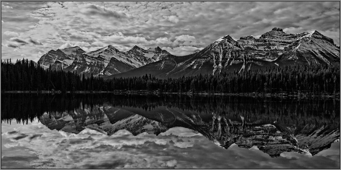 Canadian  Rockies By David Kasnick Award Class A