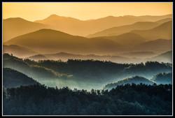 Smokey Mountain Dawn