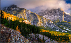 Autumn Glory in the Rockies