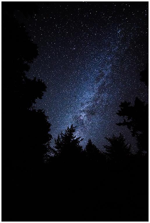 Milky Way at Hidden Haven