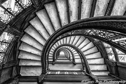 Rockery Stairs