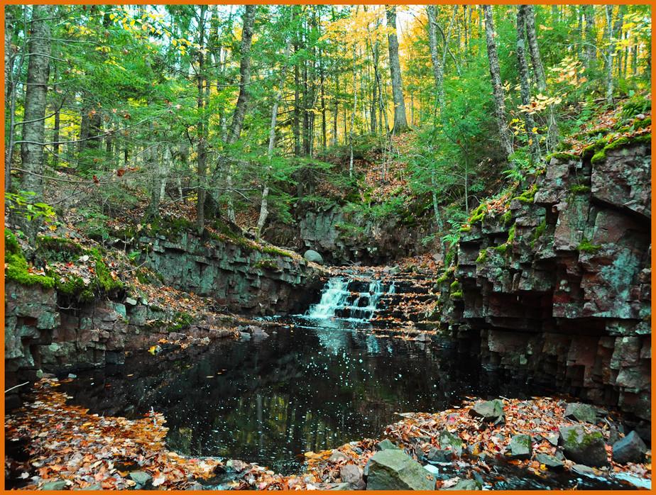Pipestone Falls