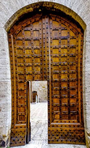 Enter Italy
