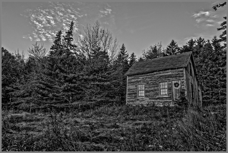 Lonely Little Homestead