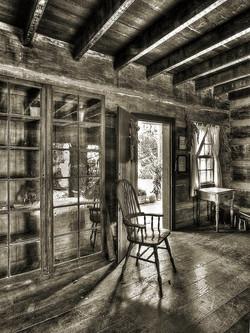 1860's Open Door