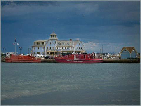 Chicago Fireboats