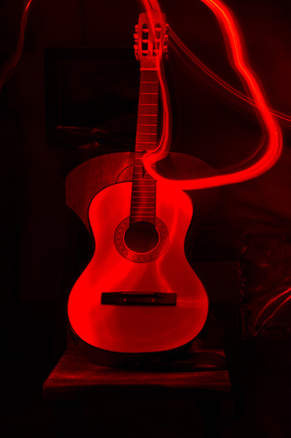 Hot Guitar By Bill McDowell HM_ Small Co