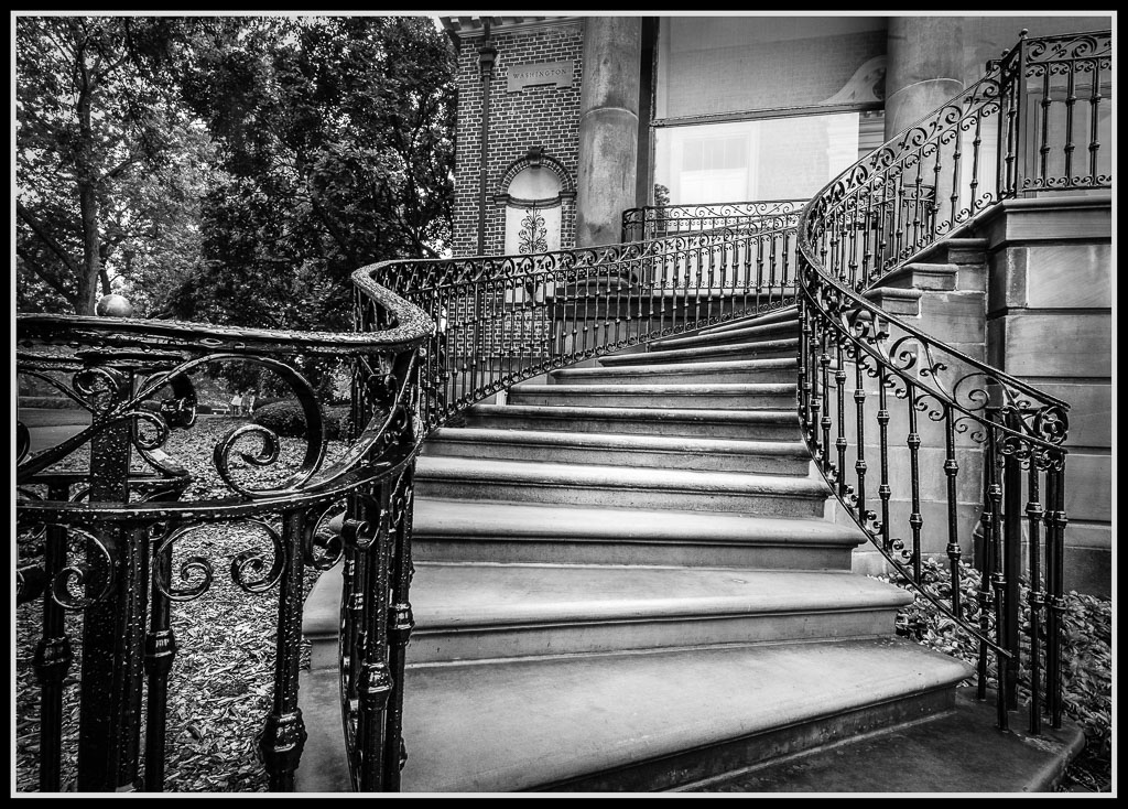 Stairway to Freedom Hall