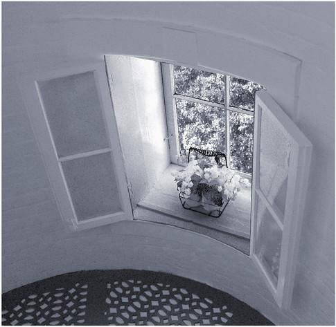 Lighthouse Tower Window