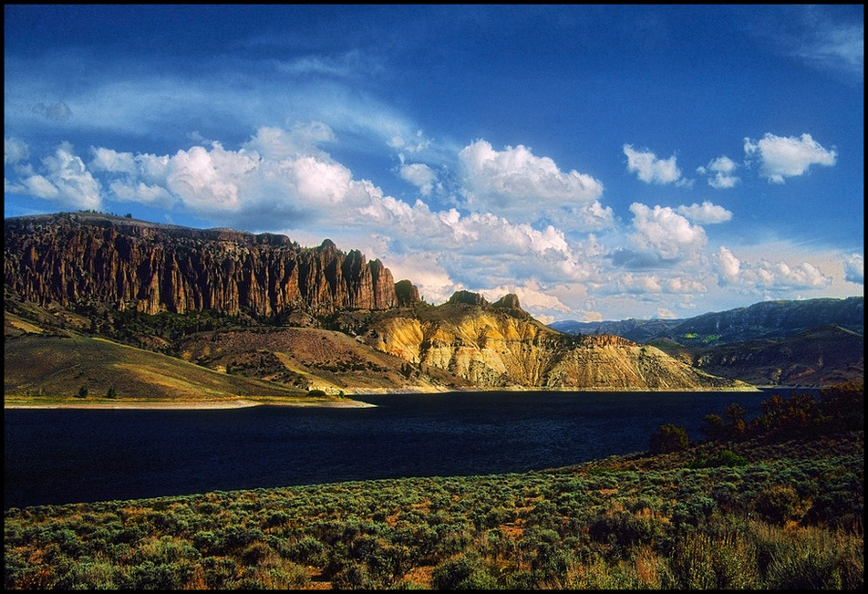 Gunnison River Vista