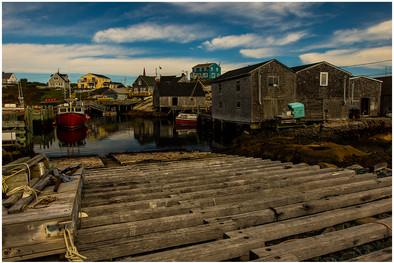 Peg's Harbour