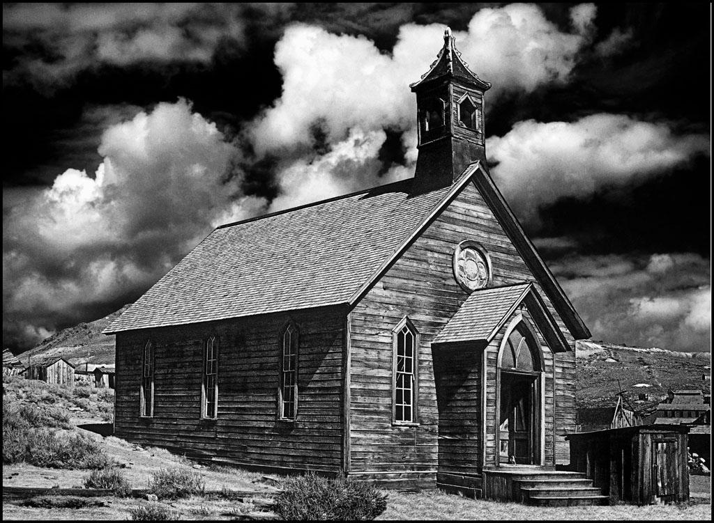 Bodie Chapel