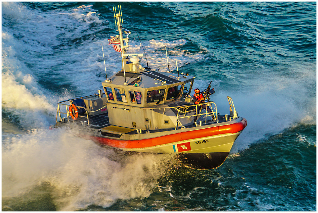 Coast Guard On Guard