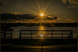 Manistee Sunrise