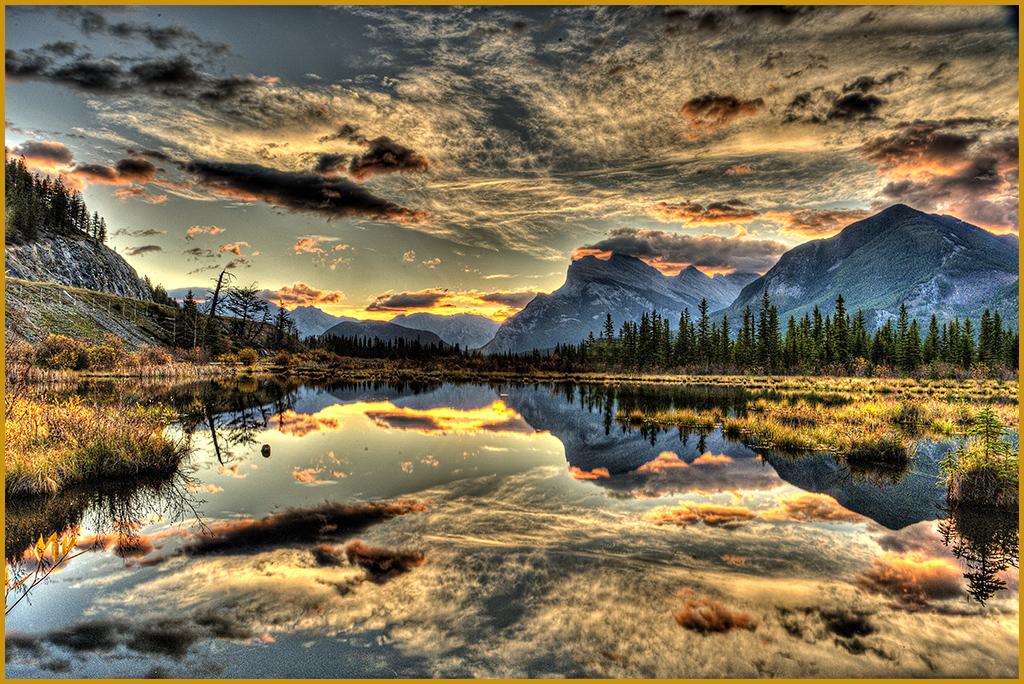 Sunrise at Mt. Rundell
