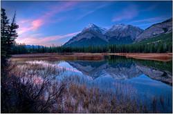 Sunrise at White Goat Lake
