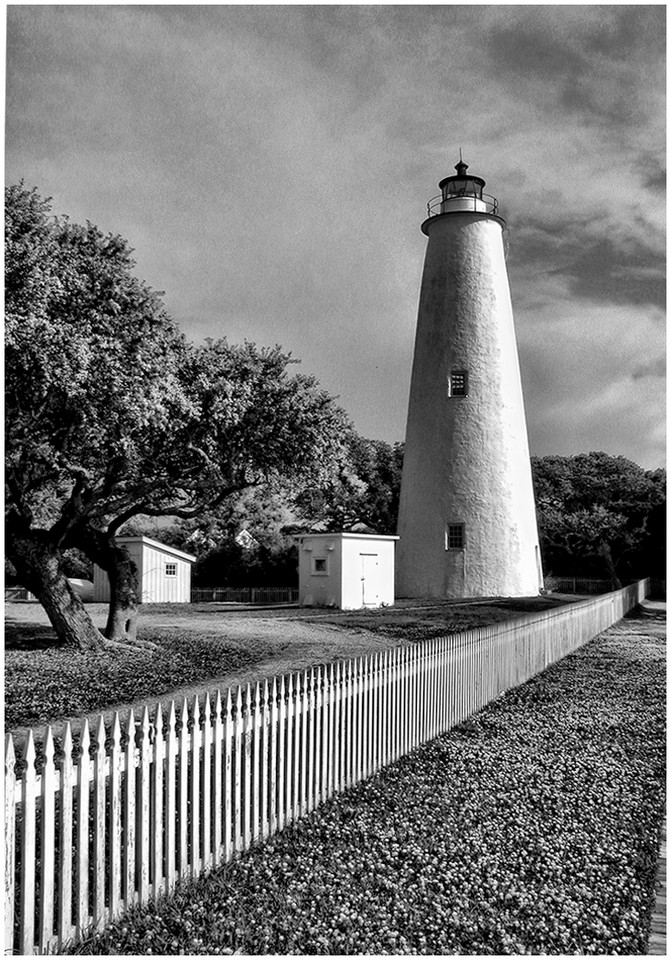Ocracoke Lighthouse 1823