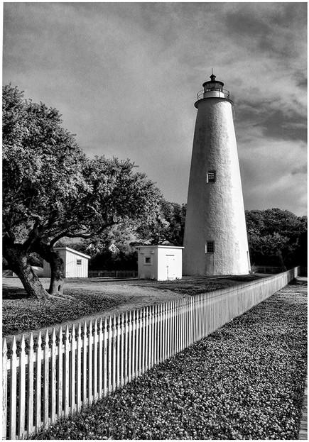 Ocracoke Lighthouse 1823