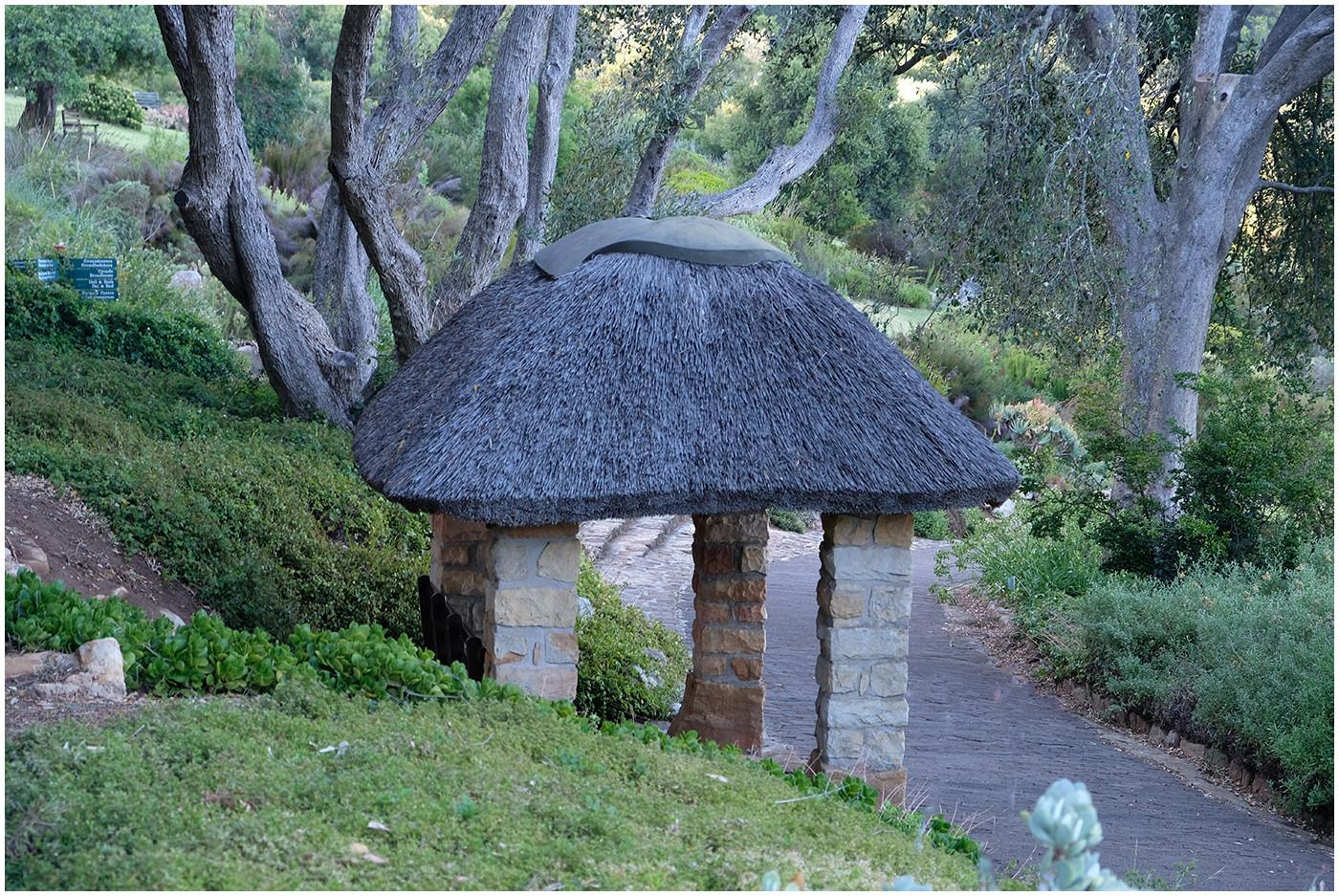 Hut in Kirstenbosch